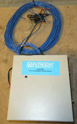 Altronix Power Supply Model ALTV244