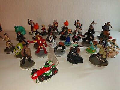 Disney Infinity Figuren (2.0, 3.0, Marvel, Star Wars, Cars,...)