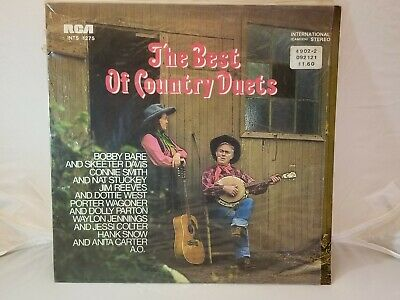 The Best Of Country Duets - Vinyl-INTS 1275 - Germany Import VG++