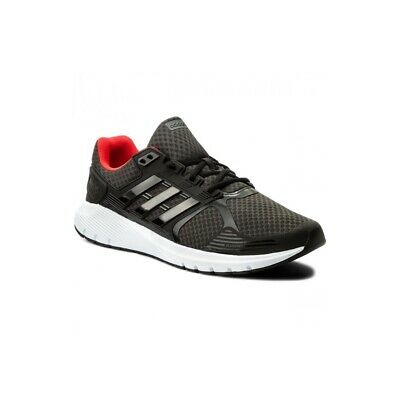 tout neuf 2a487 ed192 ADIDAS DURAMO 8 Course A Pied Homme Chaussures Course Noir Adiwear Baskets  Neuf