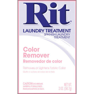 Rit Dye Powder-Color Remover 2oz, 3-60