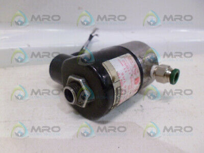 Parker 743130115 3-Way Solenoid Valve *Used*