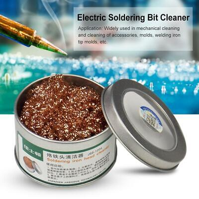 Desoldering Soldering Iron Mesh Filter Cleaning Nozzle Tip Copper Wire Ball