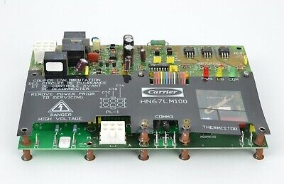 Carrier Hn67Lm100 Chiller Board Compressor Protect Module Aa7112