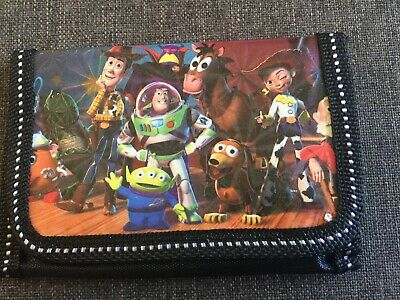 Toy Story  Wallet Buzz Woody Kids Coin Purse
