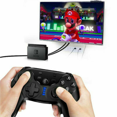 New Wireless Pro Bluetooth Gamepad Controller for Nintendo Switch Console ZHM