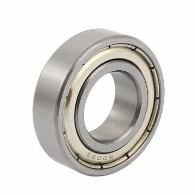 Metal Shielded Sealed Low Speed Deep Groove Ball Bearing 17mmx35mmx10mm