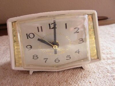 VINTAGE ELECTRIC ALARM clock Tested Works - $12 99 | PicClick