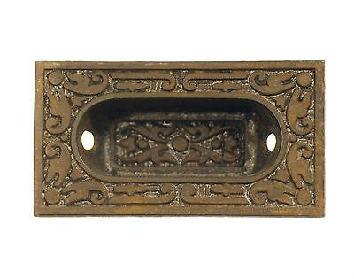 Sargent Cast Iron Recessed Eastlake Style Window Lift