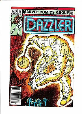Dazzler No.18   : 1982 :   : Mark Jeweler Variant! :