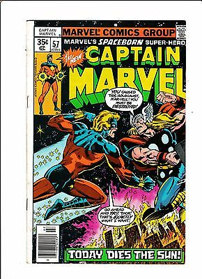 Captain Marvel No.57  : 1978 :   : Mark Jeweler Variant! :