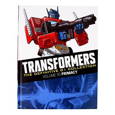 Hachette Partworks - Transformers The Definitive G1 Collection Volume 35 - 2017
