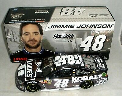 1:24 Action 2013 #48 Kobalt Tools Lowes Chevy Jimmie Johnson Color Chrome 1/144
