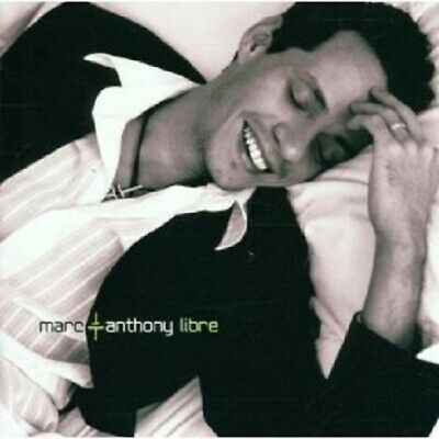"""MARC ANTHONY """"LIBRE (Spanish Version)"""" CD NEW+"""