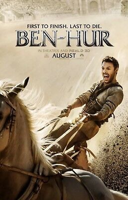 Ben-Hur - original DS movie poster - 27x40 D/S Advance