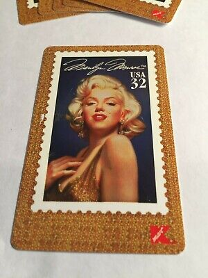 Marilyn Monroe 32 cent Stamp Phone Card