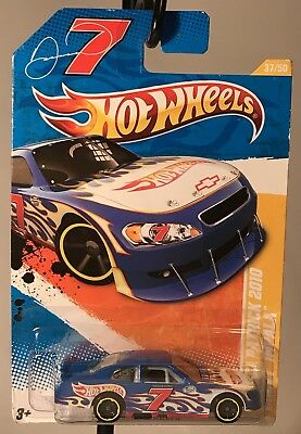 Hot Wheels 2011 New Models Danica Patrick 2010 Chevy Impala 37/50 Diecast Rare