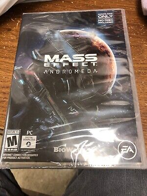 Mass Effect: Andromeda (PC Download ) FAST SHIPPING Brand New Factory Sealed