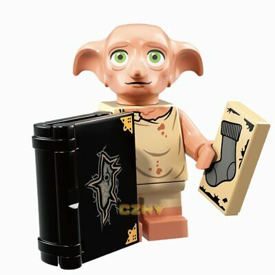 Building Blocks Harry Series Potters Dobby Moody Dumbledore Quirrell Filch