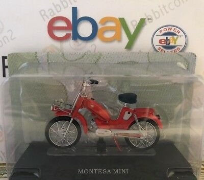 "Die Cast Passione Motorini "" Montesa Mini "" Scala 1/18"