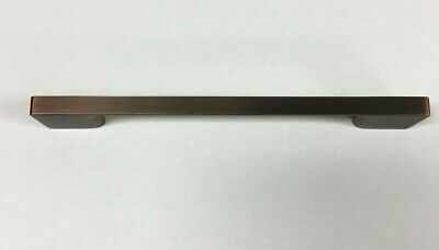 """5x industrial Style 3/"""" Brushed Oil-Rubbed Bronze Cabinet Pull Handle P36876ORB"""