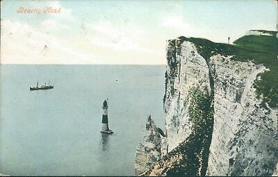 Beachy head; 1906; Valentine's