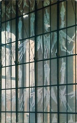 Coventry Cathedral; Great west window