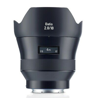 Zeiss 18mm F2.8 Batis Lens for Sony FE  Mount 2136-691