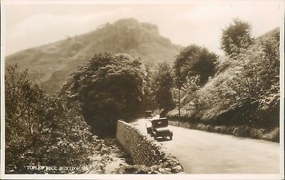 Real photograph; Buxton; topley pike