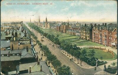 Southport; Lord street; 1905 east