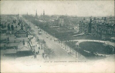Southport; Lord street; 1906 east
