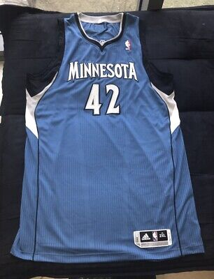 pretty nice 0f7a5 e58f8 KEVIN LOVE MINNESOTA Timberwolves Adidas Men's 2XL NBA ...