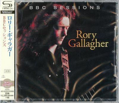 RORY GALLAGHER BBC Sessions 2018 Japanese 22-trk promo sample 2 x SHM-CD sealed