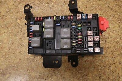 06-07 FORD F250 F350 6.0l Super Duty Interior Dash Fuse Box Relay 6C3T-14A067-BD