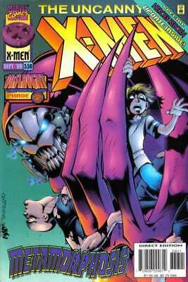 Uncanny X-Men (1981 series) #336 in Near Mint condition. Marvel comics [*h9]