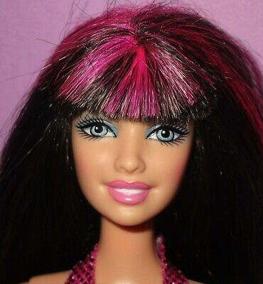Barbie Raquelle 2008 Fashion Fever I'm In Love Ready Rock Doll for OOAK or Play