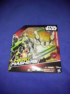 Star Wars Hero Mashers General Grievous Action Figure