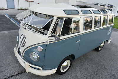 1975 Volkswagen Bus/Vanagon Nut & Bolt Restoration! SEE VIDEO 1975 Volkswagen Microbus Restored 23 Window Vw Bus Type 2