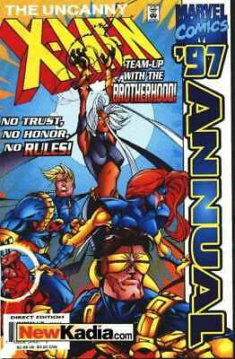 Uncanny X-Men (1981 series) Annual #1997 in NM minus cond. Marvel comics [*gb]