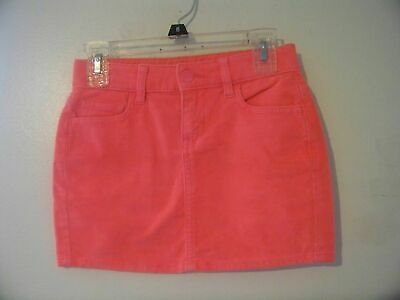 dbd2b993d GAP KIDS RED Corduroy Skirt Girls 14 EUC - $4.99 | PicClick