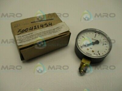 Wika 111.10.063 Pressure Gauge 0/4Bar * New In Box *