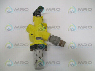 Norgren C0023C Lockout Valve *Used*