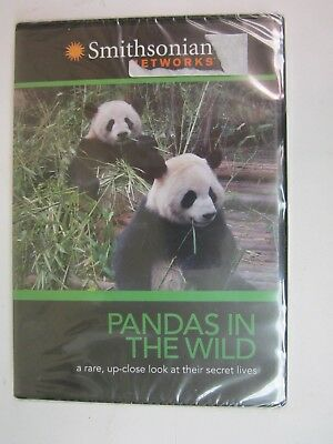 Pandas in the Wild (DVD, 2012)  BRAND NEW   FACTORY SEALED   FREE SHIPPING