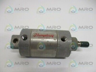Humphrey 3-Dp-1/2 Pneumatic Cylinder *Used*