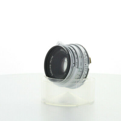Rollei Sonnar 40mm F/2.8 HFT Silver Lens from Japan