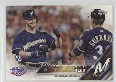 2016 Topps Opening Day Baseball Od 109 Michael Reed