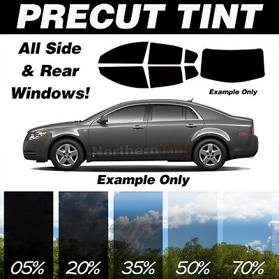 Precut All Window Film for Honda Accord 4dr 08-10 any Tint Shade
