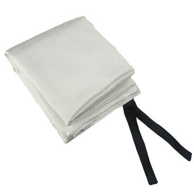 Safety Fiberglass Welding Blanket Cover Protective Fabric Heat Fire Resistant
