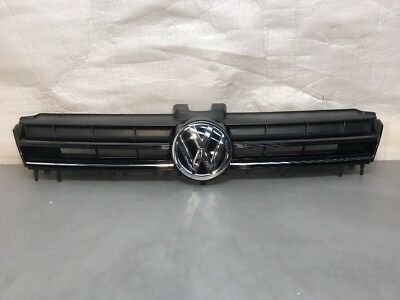 Vw Golf Mk7 2013 To 2016 Genuine Front Grill