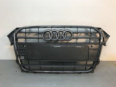 Audi A4 Se 2012 To 2015 Genuine Front Grill